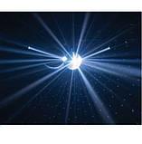 Пинспот, прожектор для зеркального шара, синий свет, фото 2