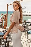 Двубортная блузка-жакет, фото 3