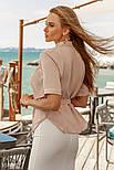 Двубортная блузка-жакет, фото 4