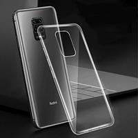 Ультратонкий чехол прозрачный на Xiaomi Redmi 10X, фото 1