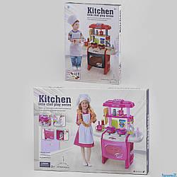 Кухня WD-P 15 / R15 (8) 2 види, світло, звук, тече водичка, в коробці
