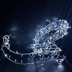 """Фігура новорічна LED """"Сани"""", вуличні"""