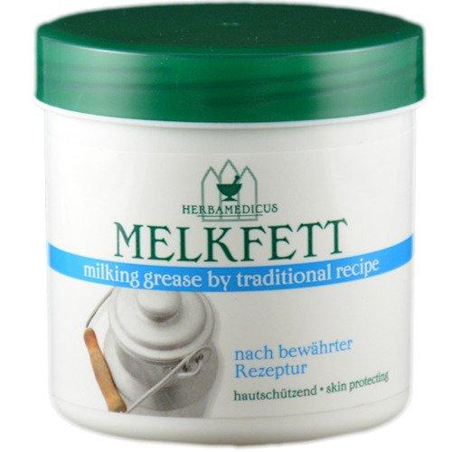 Молочный жир для кожи рук Herbamedicus Melkfett, 250 ml.
