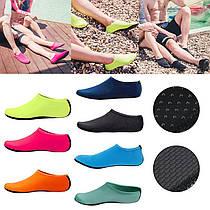 Тапочки для пляжу і басейну (помаранчевий 35-37)