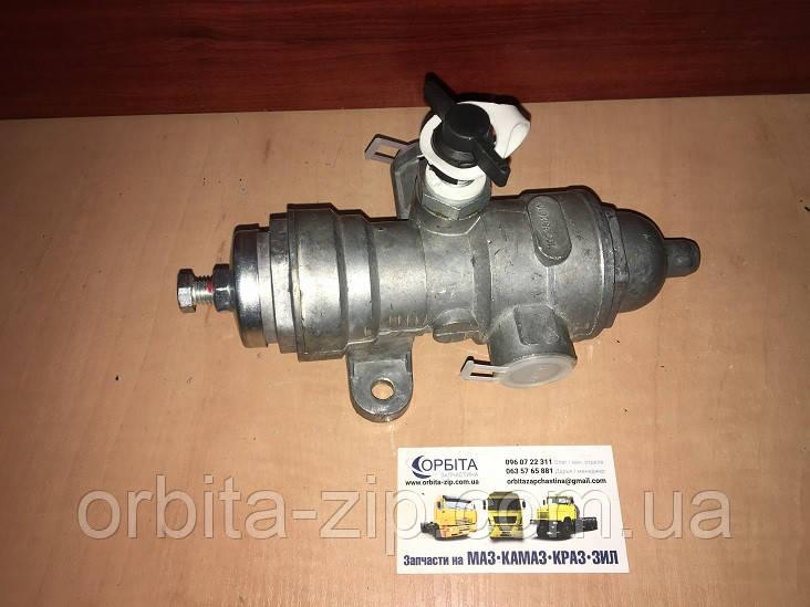 100.3512010 Регулятор тиску повітря (розвантаження) КАМАЗ, МАЗ, ГАЗ 3308, ГАЗ 4301, ЗІЛ 130, 133ГЯ