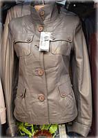 Куртка жіноча натуральна шкіра