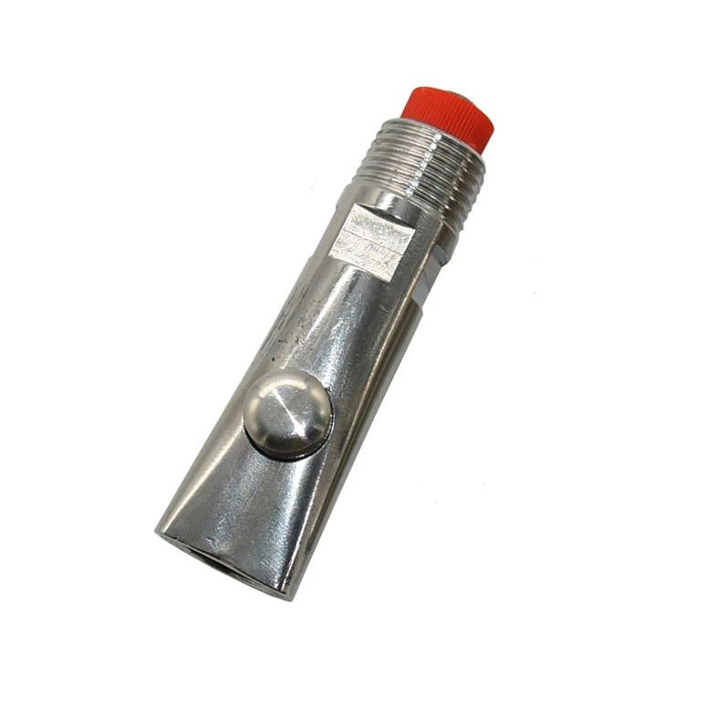 Ниппельная поилка кнопочная для свиней Н-Т NP-32 88мм