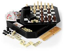 Набори шахи, шашки, нарди