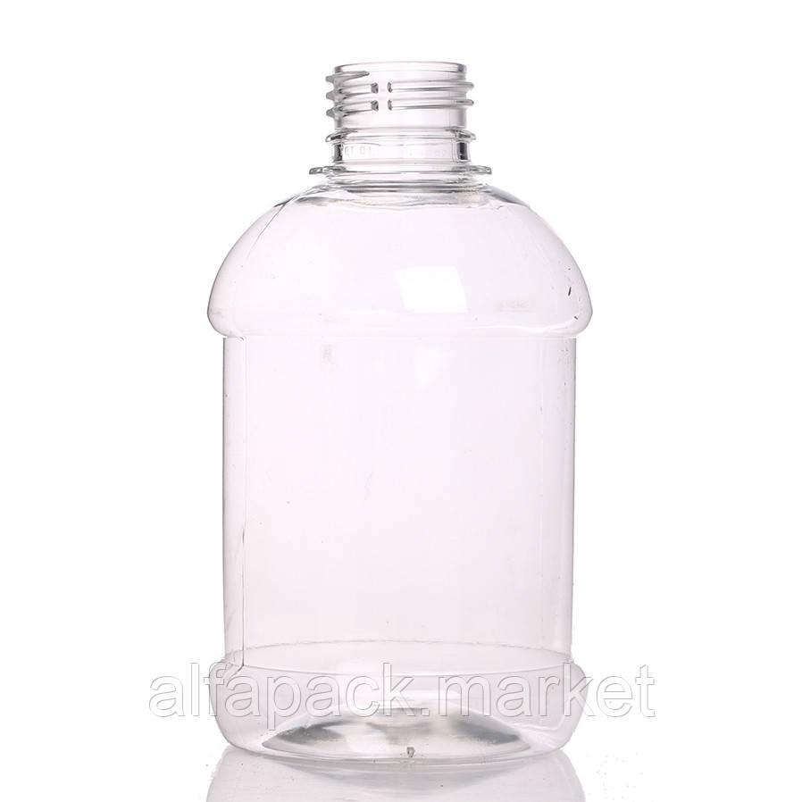 Бутылка пластиковая 300 мл, грибок (252 шт в упаковке) 061100028