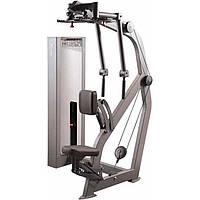 Тренажер для грудных мышц и задних дельт комбинированный Xline X124
