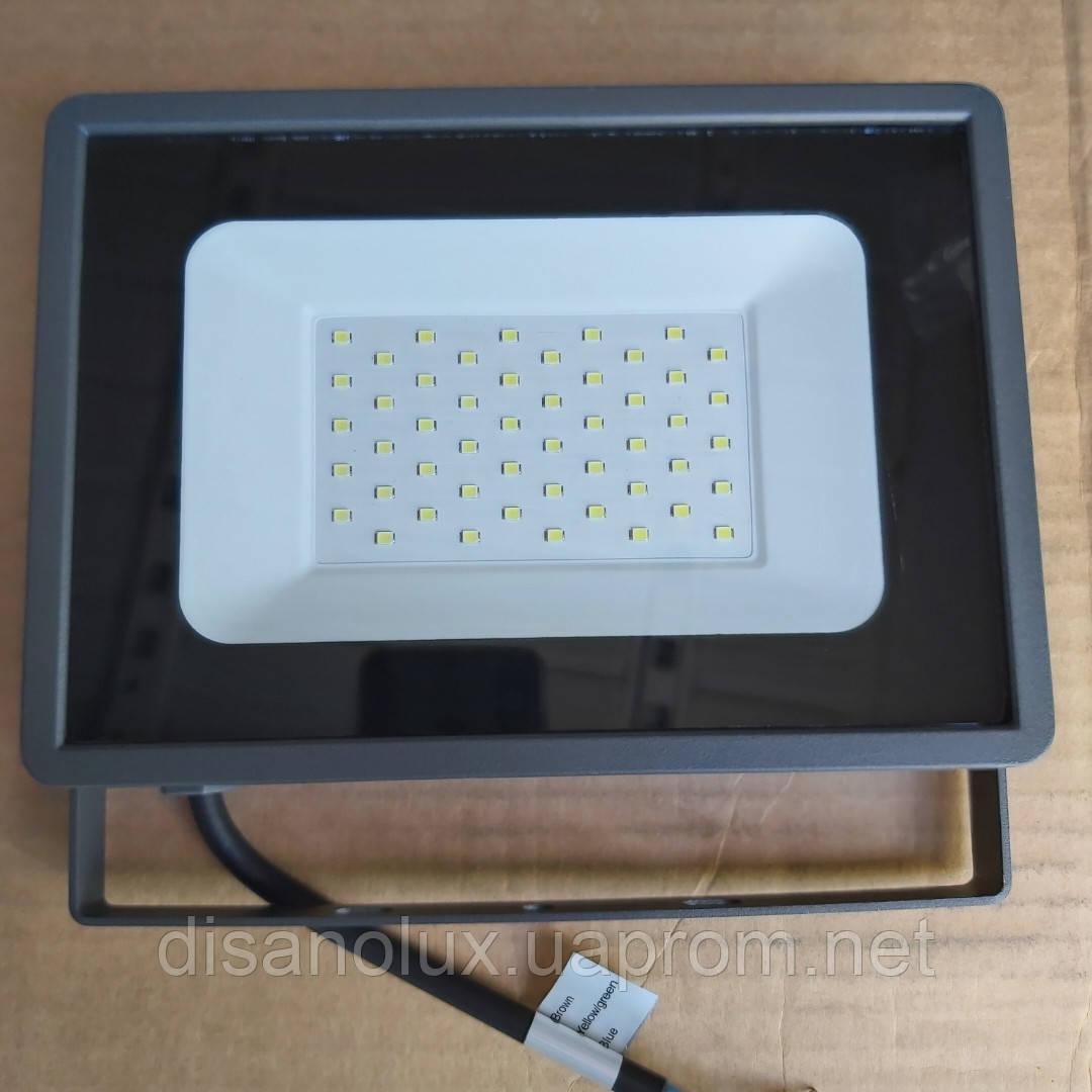 Светодиодный LED прожектор 50w SMD AVT5-IC 6000К IP65