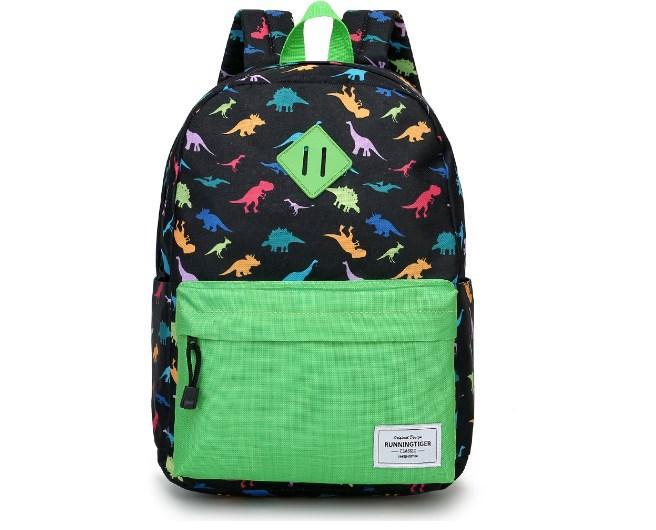 Рюкзак с принтом Динозавры