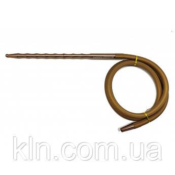 Трубка Garden Premium №6  силиконовая моющаяся для кальяна удлиненный мундштук