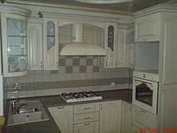Кухня масив ясеня