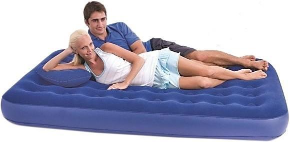 Надувной матрас BestWay 67374 насос 2 подушки
