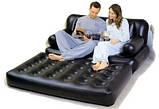 Надувной диван с насосом 5 в 1 Bestway 75038, фото 2