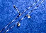 Ожерелье фирмы Xuping с кулонами (color 4), фото 3