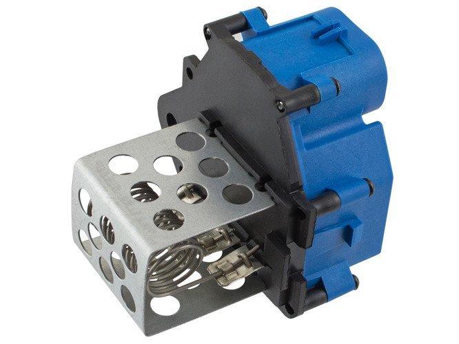 Citroen Berlingo II (після 2008) реостат печі (резистор вентилятора отопітеля, кондиціонера)