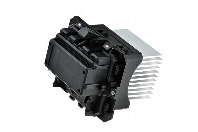 Renault Trafic II / III (после 2001) реостат печки (резистор вентилятора отопителя, кондиционера)