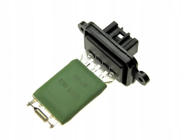 Fiat Palio (1996 - 2002) реостат печки (резистор вентилятора отопителя, кондиционера)