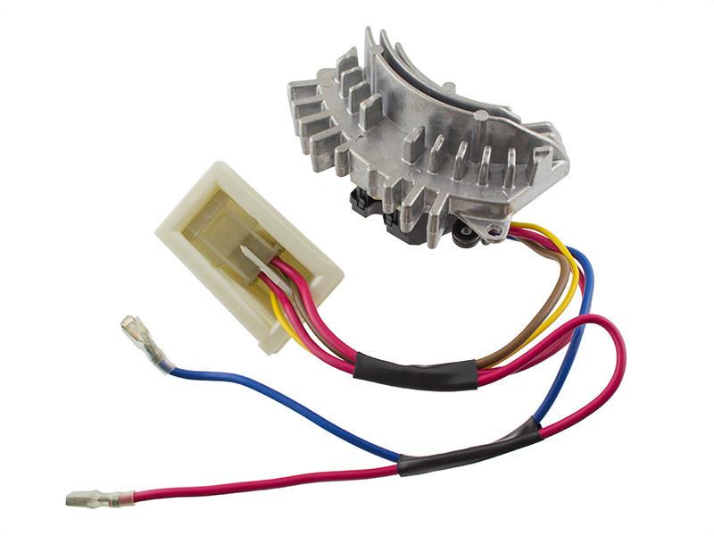 Mercedes C-Class W202 (1994 - 2000) реостат печки (резистор вентилятора отопителя, кондиционера)