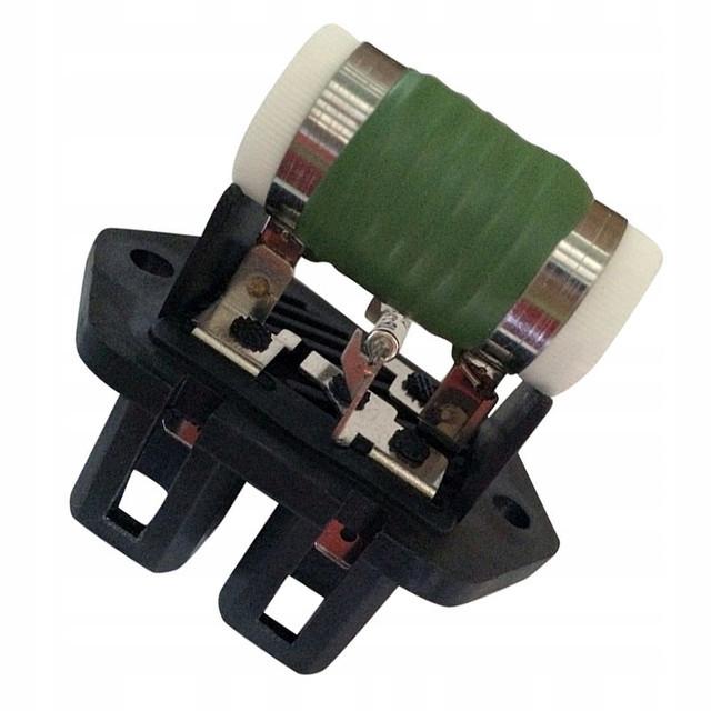 Lancia Thema (1984 - 1994) реостат печки (резистор вентилятора отопителя, кондиционера)