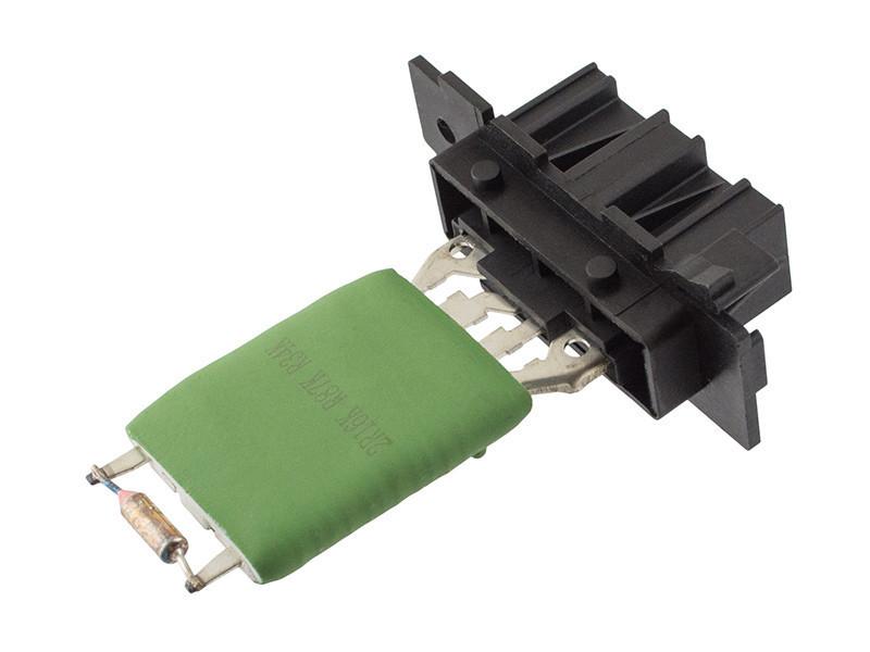 Opel Corsa D (2006 - 2014) реостат печки (резистор вентилятора отопителя, кондиционера)