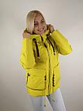 Жіноча зимова куртка, фото 9