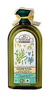 Шампунь Зеленая Аптека Ромашка лекарственная и льняное масло - 350 мл.