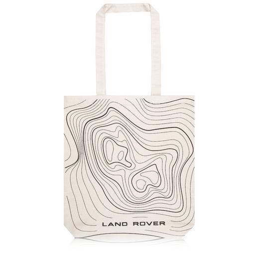 Господарська сумка Land Rover Relief Map Tote Bag, артикул LGLU461WTA
