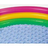 Детский надувной бассейн Intex 57412 круг 114х26см, фото 4