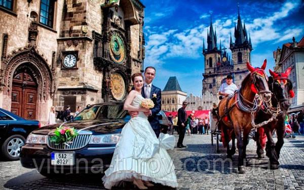 Свадебные церемонии в Чехии + туры (свадебные путешествия) в Чехию
