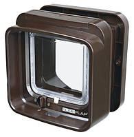 Trixie (Трикси) SureFlap Dual Scan with Microchip Identification Дверца для кошки с микрочипом 21×21 см