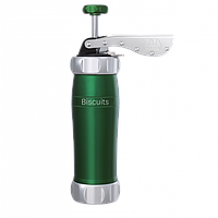 Кондитерский пресс-шприц Marcato Biscuits Verde зеленый