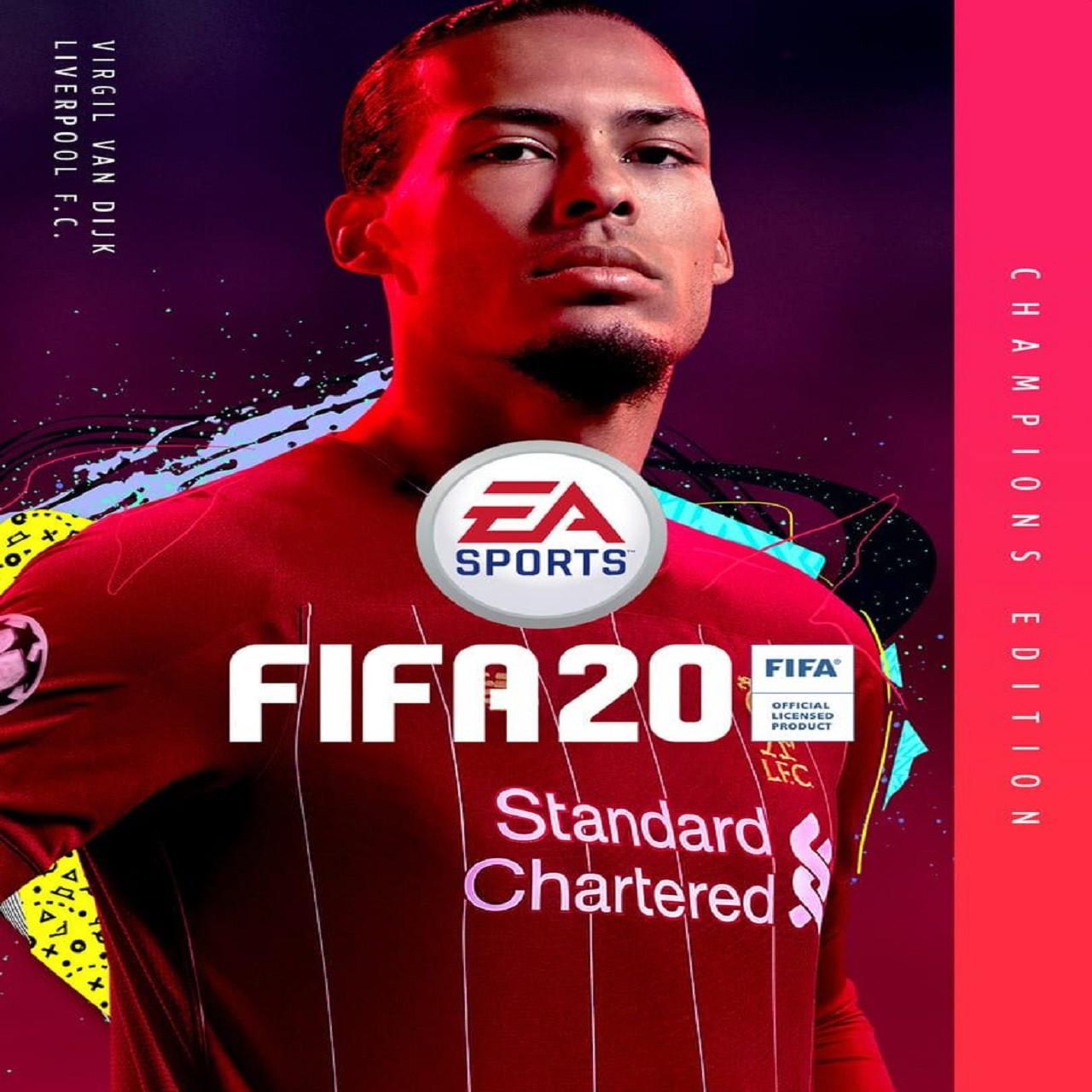 FIFA 20 Champions Edition PS4 (Код)
