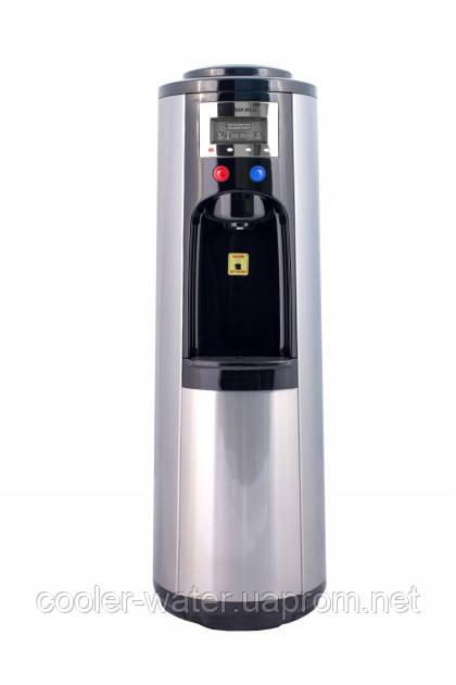 Кулер с компрессорным охлаждением AquaWorld HC 68L Black
