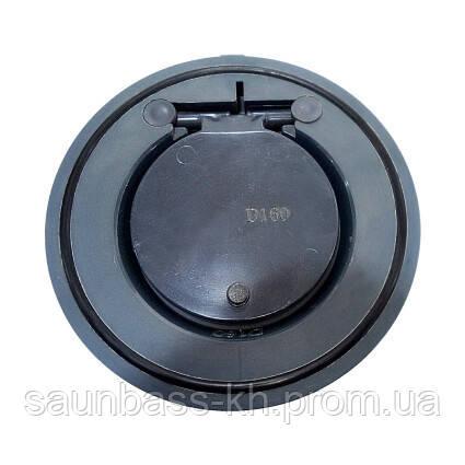 Зворотний клапан Era міжфланцевий (200 мм) без фланців