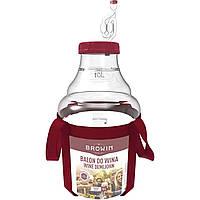 Biowin Бутыль для вина, 10 л.