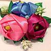 Магнит Букет из роз №2