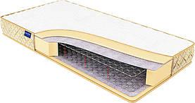 Ортопедический матрас BONNA SOFT/Бонна Софт  пружинный (зависимая пружина - бонель)