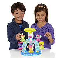 Play-Doh Фабрика Морозива (Пластилин Плей До Фабрика мороженого)