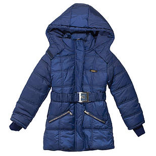 Демисезонная куртка для девочки, размеры 6, 7, 8, 9 лет