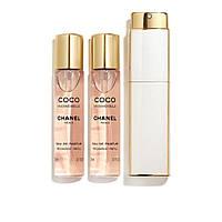 Парфюмированная вода Chanel Coco Mademoiselle 3х20мл