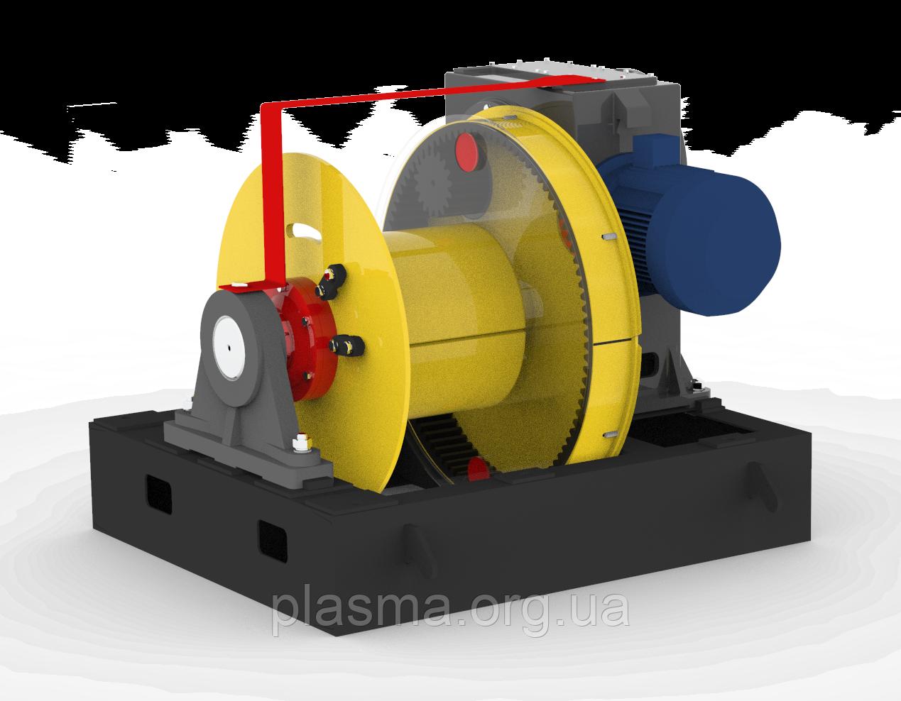 Лебедка електрична маневрова ЛМ-71, ЛМ-140