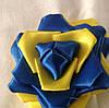 Магнит Патріотичний  №3 жовто-блакитний, фото 2