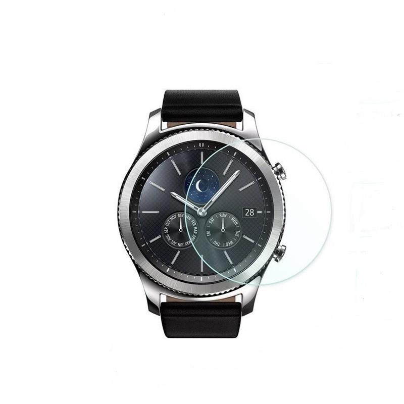 Закаленное защитное стекло VSKEY для круглых часов, диаметр - 40 мм.