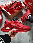 Мужские кроссовки Nike Air Max 720-98 (красные) 272TP, фото 3