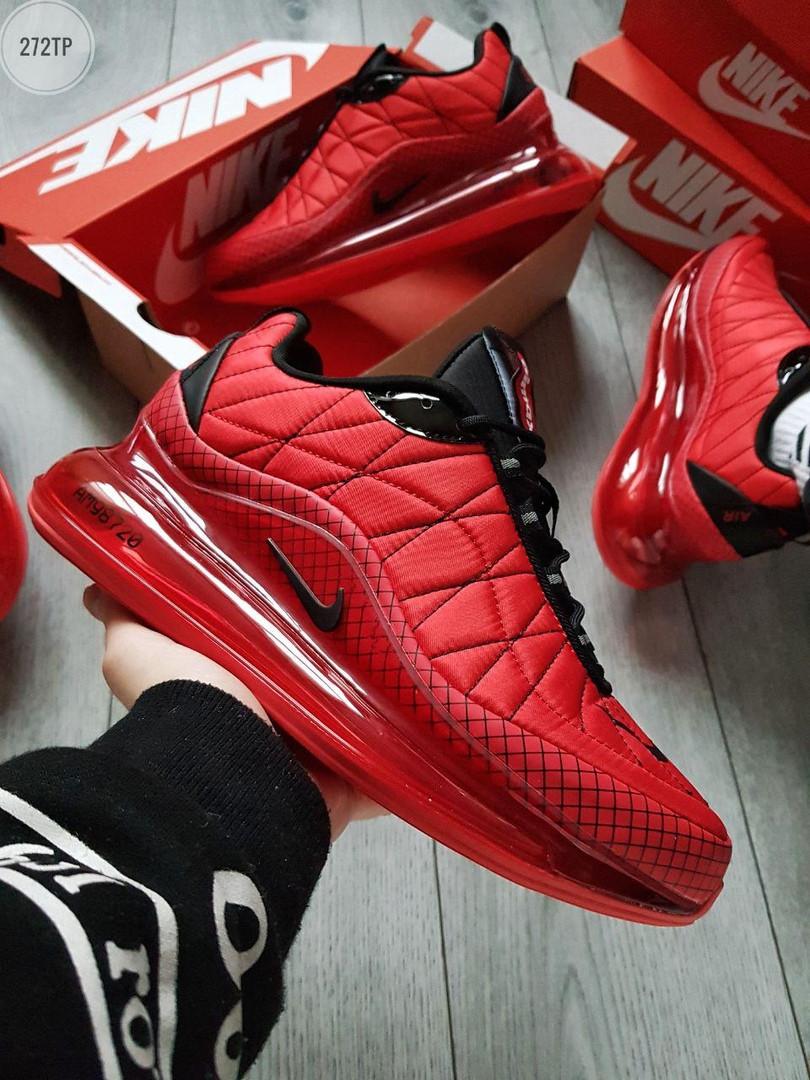 Мужские кроссовки Nike Air Max 720-98 (красные) 272TP