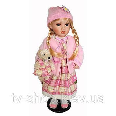 Фарфоровая кукла 47 см