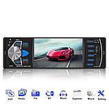 Автомагнитола 1din с экраном Bluetooth \ USB \ micro SD \ FM Pioneer, фото 2